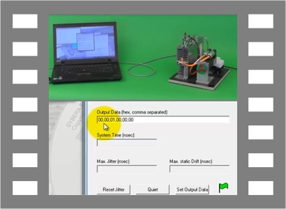 EtherCAT Master Video Configuration